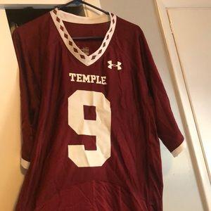 Temple University Football Jersey